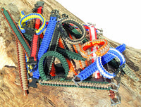 Survival Bracelets - Plastic Buckle