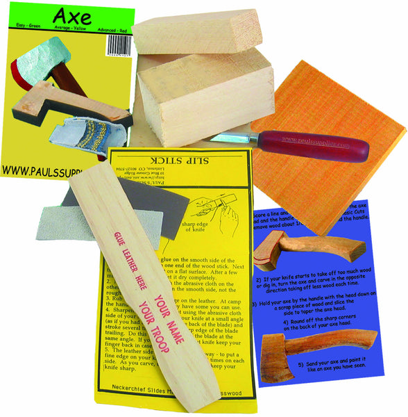 Wood Carving Kit