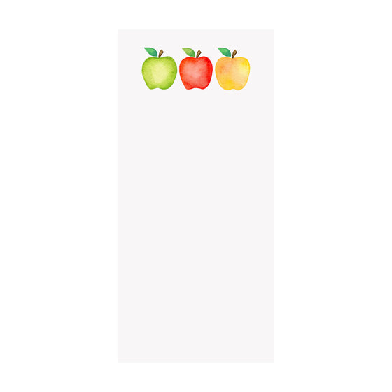 Apples Notepad