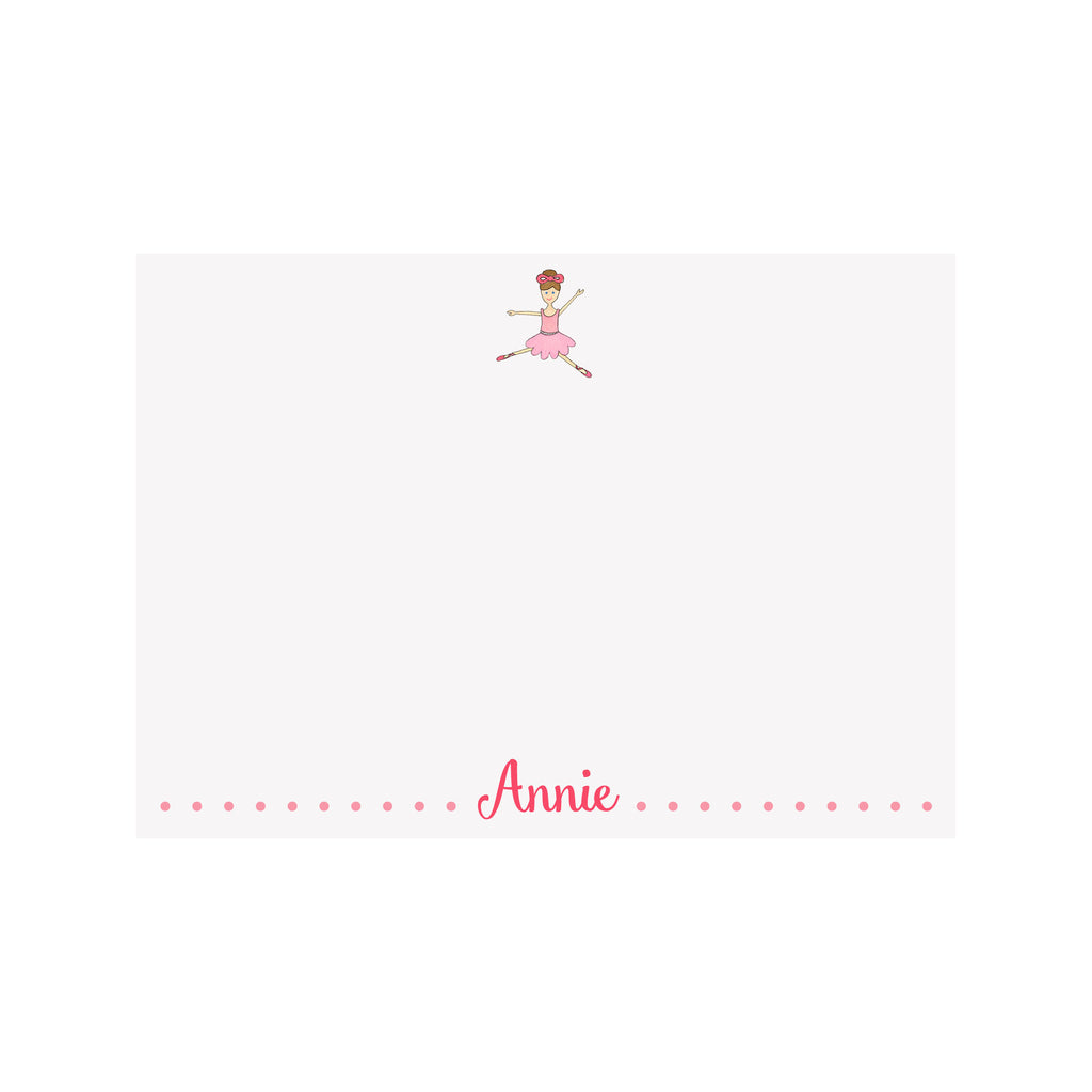 Ballerina Stationery
