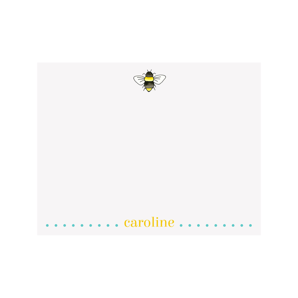 Bee Stationery