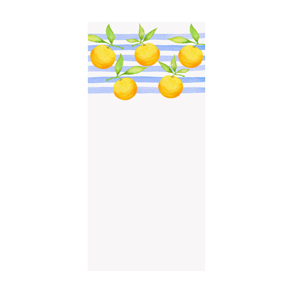 Citrus Cooler Notepad