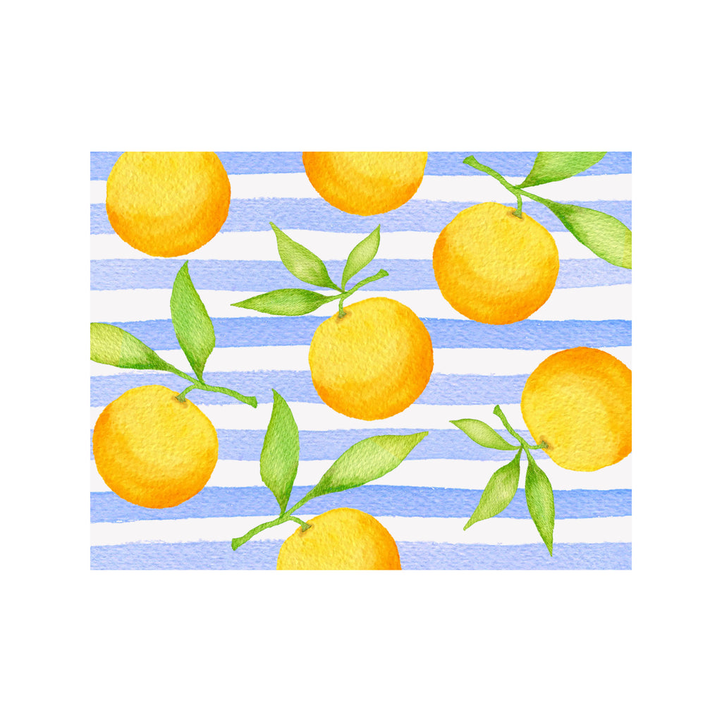 Citrus Cooler Note Cards