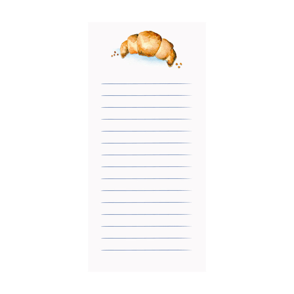 Croissant Notepad