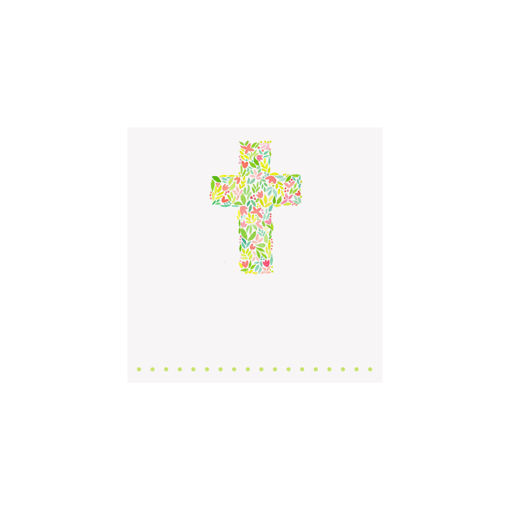 Cross Gift Tag