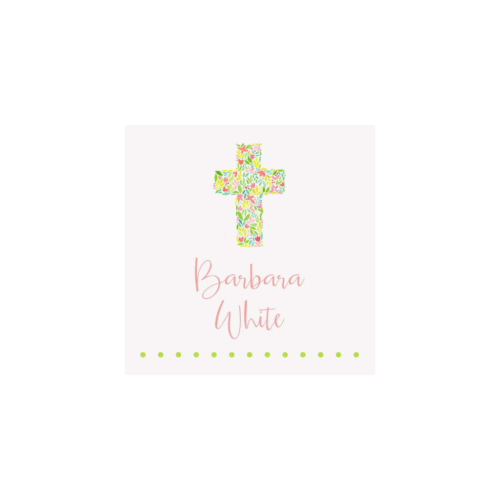 Cross Gift Tags & Stickers