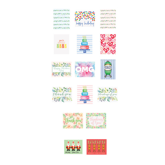 Cyber Monday Greeting Card Hooray Array