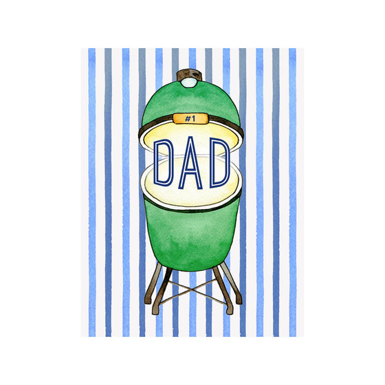 Father's Day Grill Card