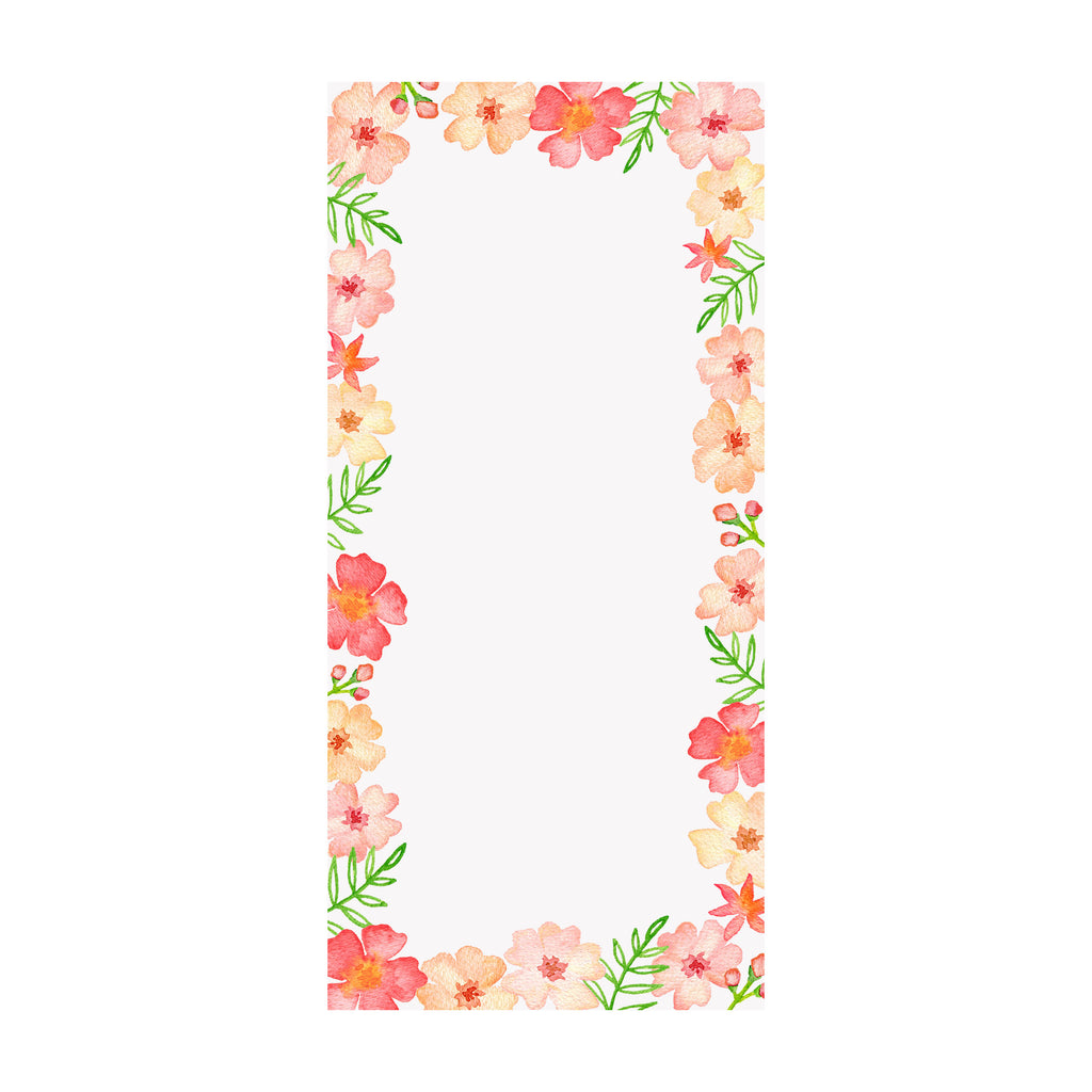 Tropical Garden Notepad