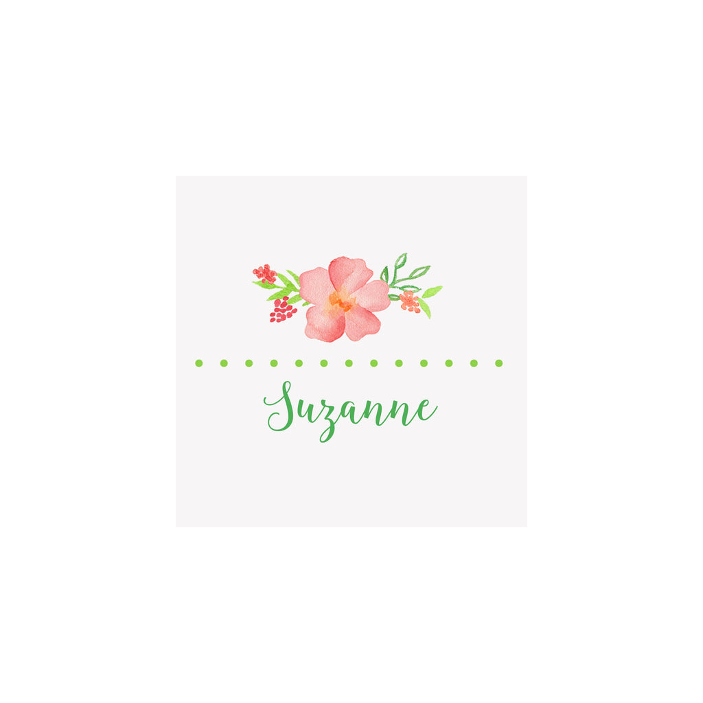 Cherry Blossom Gift Tags & Stickers