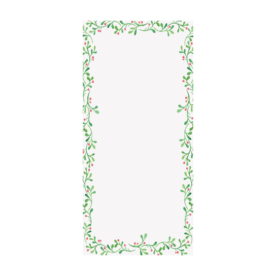 Holly Berries Notepad