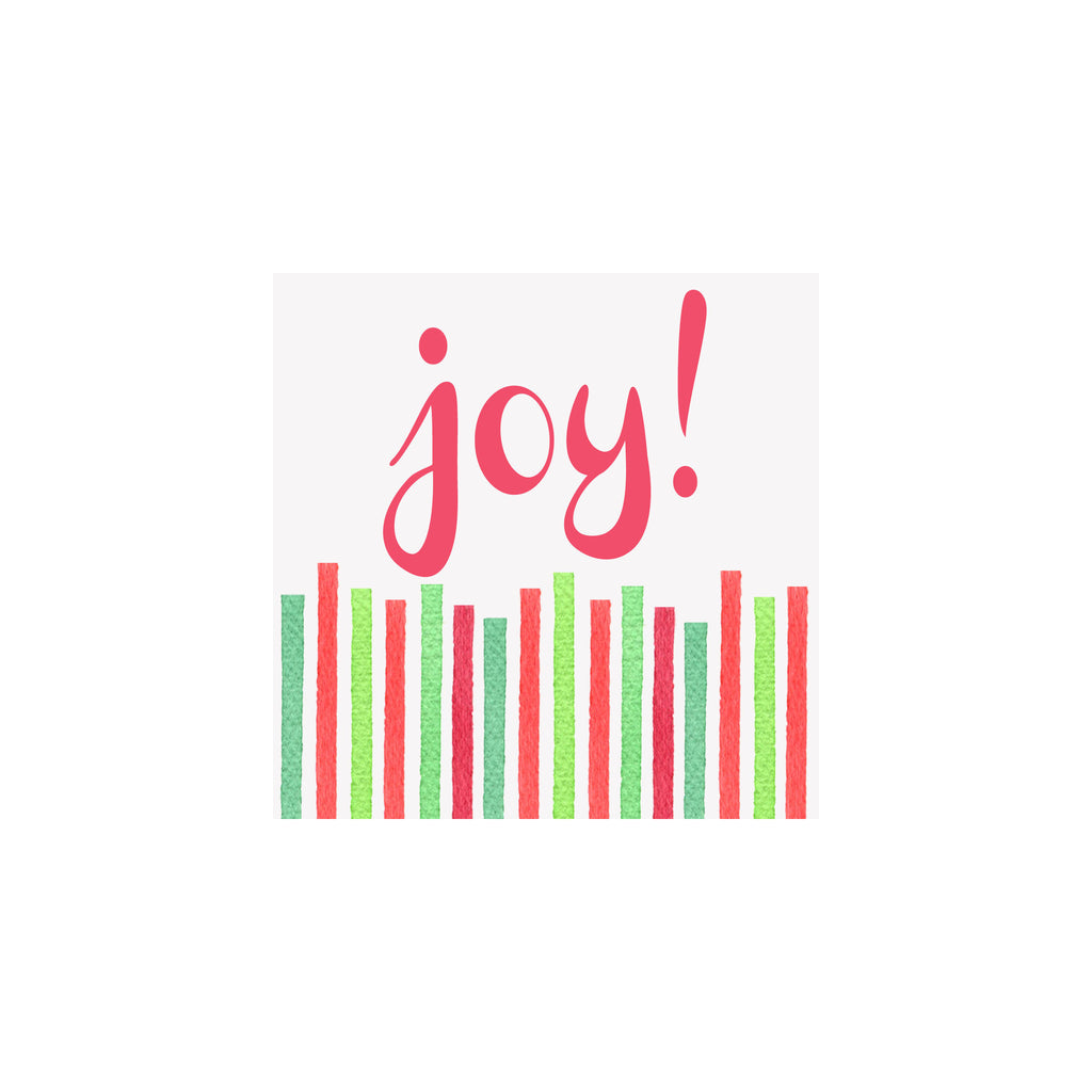 Holiday Matchsticks Gift Tag