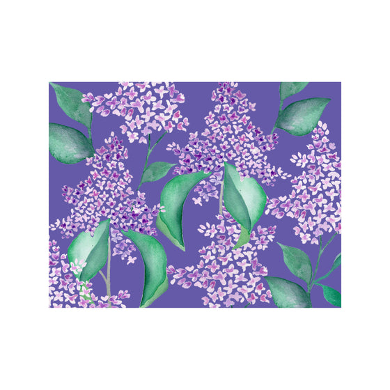 Lilac Note Cards
