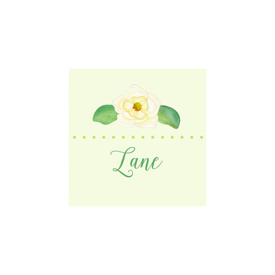Magnolia Gift Tags & Stickers