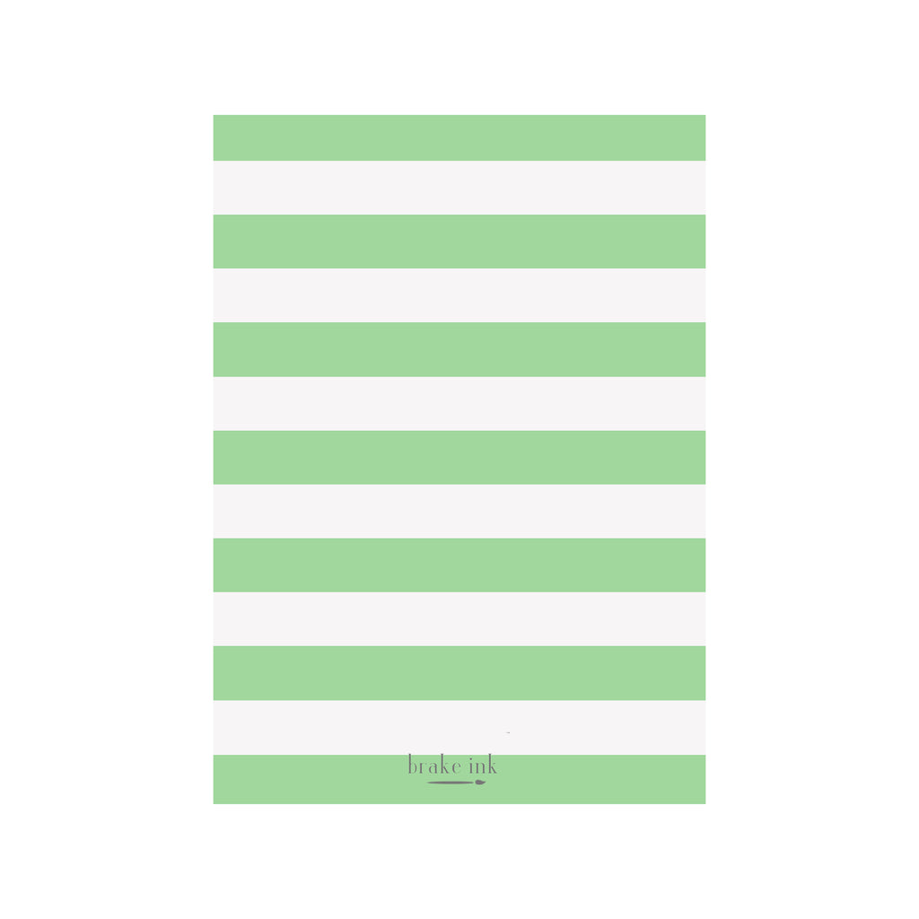 Merry Merry Stripes Holiday Photo Cards