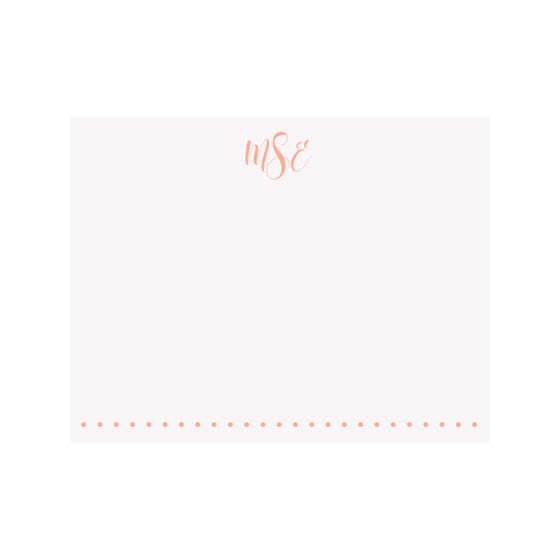 Monogram Stationery- Script