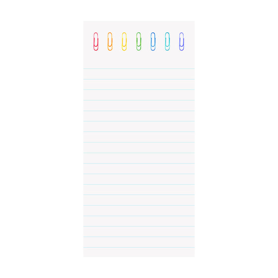 Paperclips Notepad