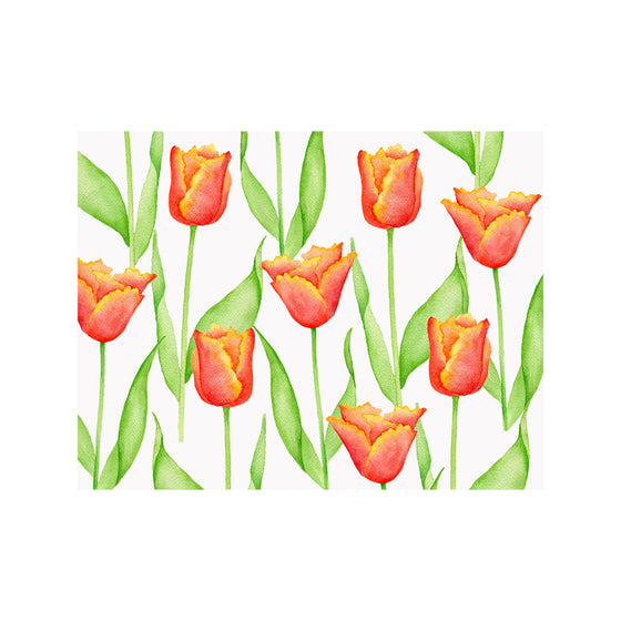 Parrot Tulip Note Cards