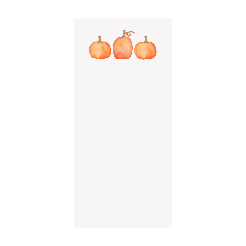 Pumpkins Notepad