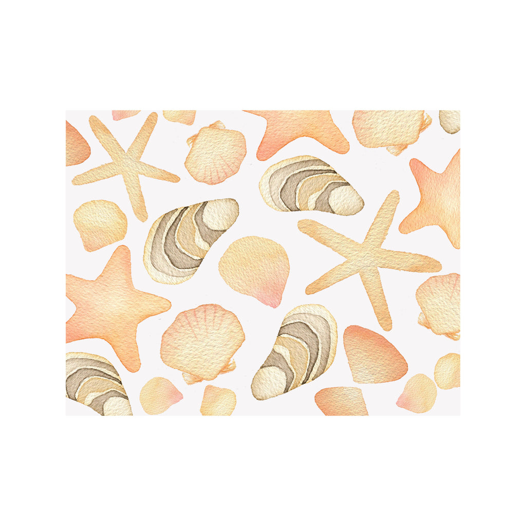 Sea Shells Note Cards