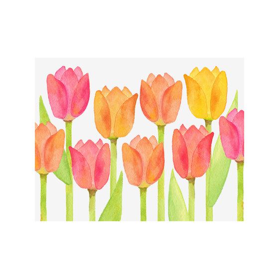 Tulip Note Cards