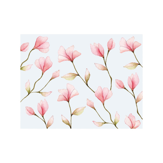 Tulip Magnolia Note Cards