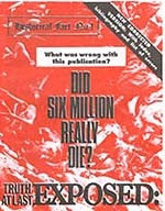 B022 - Did Six Million Really Die? / By Richard Harwood