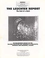 B023 - The First Leuchter Report:  The End of a Myth / By Fred Leuchter Jr.