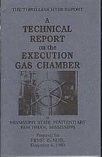 B026 - The Third Leuchter Report / By Fred Leuchter Jr.