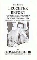 B027 - The Fourth Leuchter Report / By Fred Leuchter Jr.
