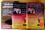 D029 - Introductory combo set of the legendary Zundel struggle for Truth in History - Set 2 ( German Versions)