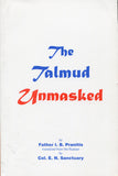 B235 - The Talmud Unmasked by Father I. B. Pranitis
