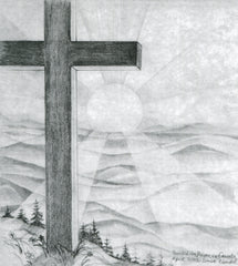 MNEPRT136 - Cross on the Mountain II
