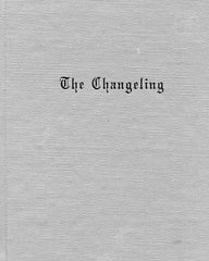 B131 - The Changeling / By Barbara Harden