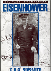 B126 – Military Commander Eisenhower / By E.K.G. Sixsmith