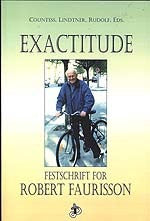B035 - Exactitude:  Festschrift for Robert Faurisson to his 75th Birthday - Edited by Dr. Robert Countess, Dr. Christian Lindtner, Germar Rudolf