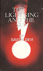 B052 - The Lightning and the Sun / By Savitri Devi