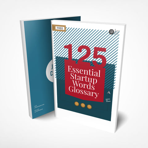 Open for Business E-book: 125 Word Glossary for Startups (PDF)