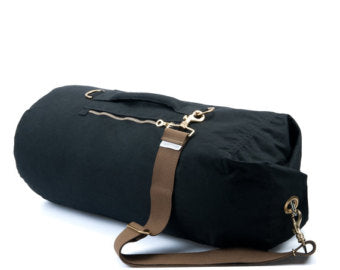 Canvas Duffel Bag WAXED MAGNUM 44 Double waxed walls 44 litre