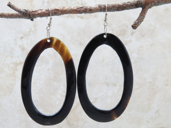 Julan Earrings - Dark Hues
