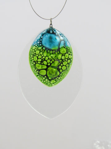 Bolson Glass Necklace