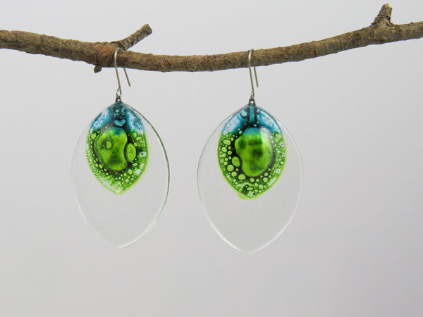 Bolson Glass Earrings