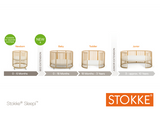 Stokke® Sleepi Extensiones Mini Cuna White