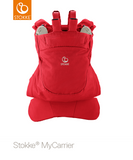 My carrier Front and Back Carrier Stokke® Red