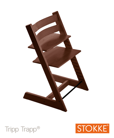 Stokke® Tripp Trapp Walnut Brown