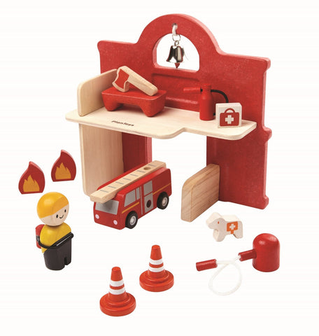 6619 Fire station