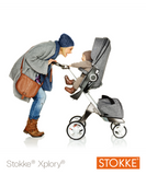 Stokke® Xplory® All-in-One Púrpura, Izi go® Púrpura