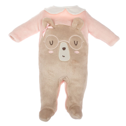 BABY BEAR FOOTIE