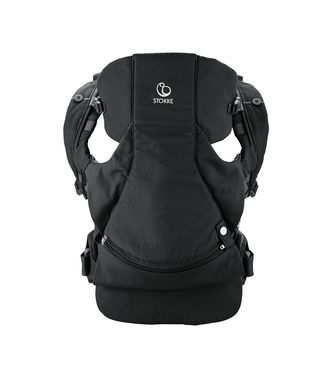 My carrier Front Stokke® Black