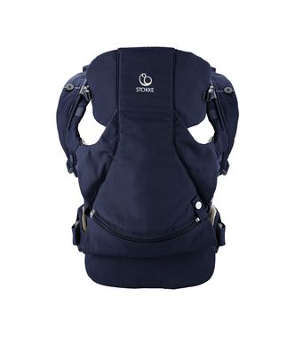 My carrier Front Stokke® Deep Blue